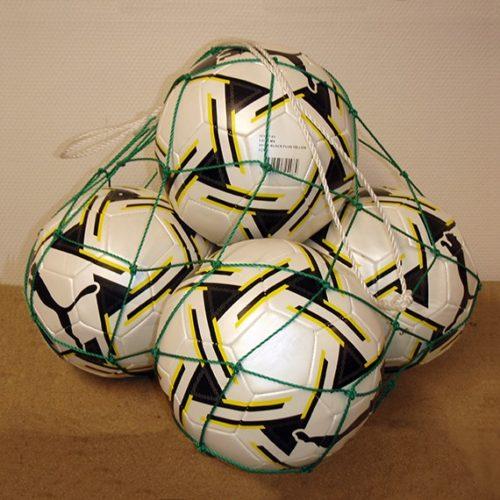 Bal draagnet voor 5-6 ballen
