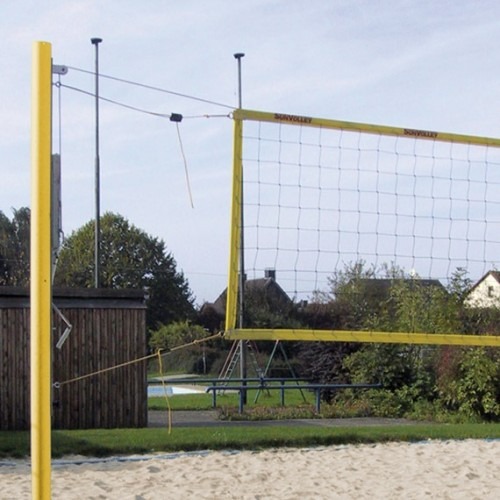 beachvolleybal palen
