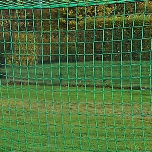 Reserve voetbaldoelnet voor mini doel Type Holland. Kleur groen. per stel.