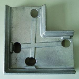 Reserve hoekverbinding voor doellat en doelpaal P-model.Prijs per stuk.