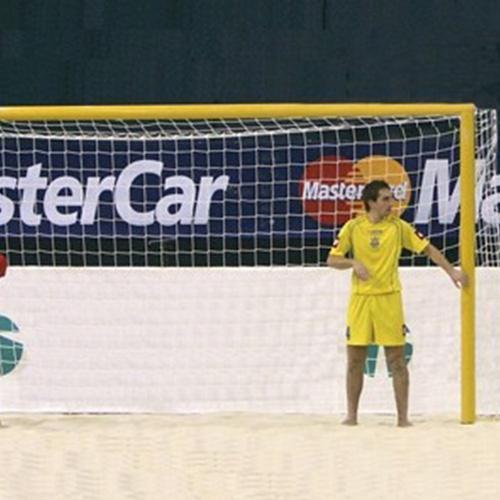 Beach soccer doelen