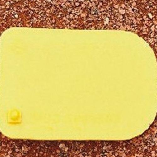 gele klepjes voor het scorebord