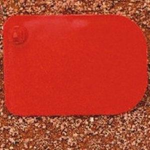 rode klepjes voor het scorebord