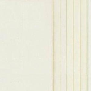 Notitiekaarten (50 stuks).Voorgedrukt schrijfkarton met afgeronde hoeken.Afmeting 12 x 8 cm.Per set.
