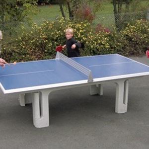 Tafeltennis tafel recreatie