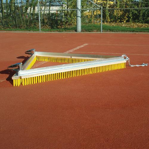 Gele driehoeksbezem 125 cm
