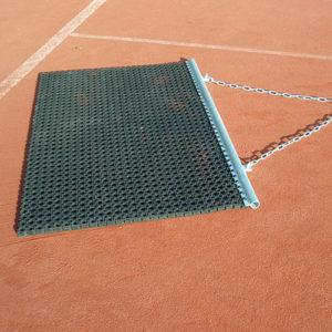 rubber sleepmat 1,5 x 1 meter