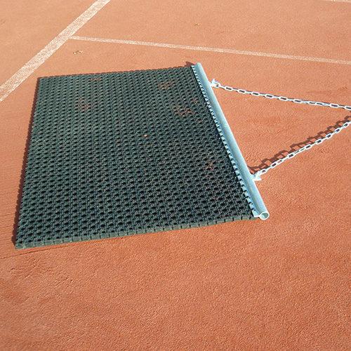 rubber insleepmat 2 x 1 meter