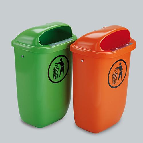 afvalbak praag
