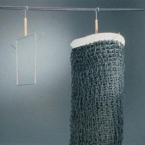 ophangbeugel voor tennisnet