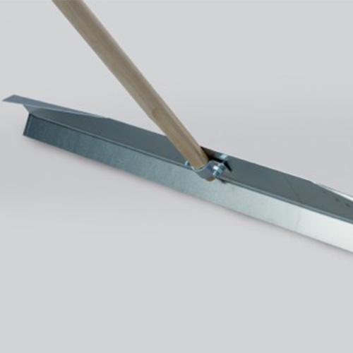 aluminium gravel verdeler