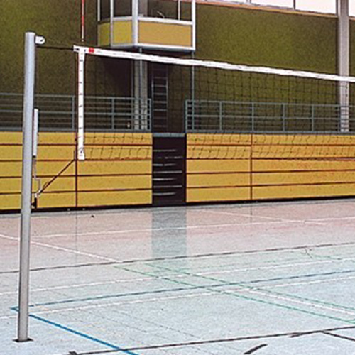 volleybalpalen peelpush