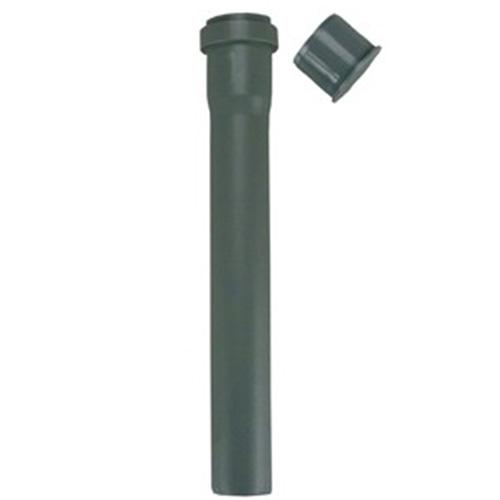 Reserve grondkokers met deksel voor hoekpalen (40mm). Prijs per stuk