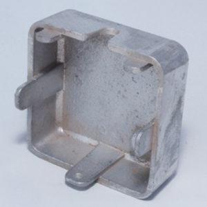 Deksel voor grondkokers 80 x 80 mm Prijs per stuk