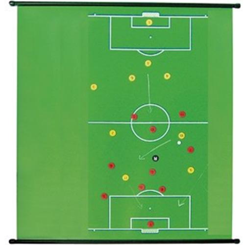 Tactiekbord voor voetbal