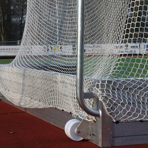 transportwielen hockey doelen