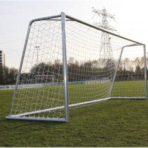 verplaatsbaar voetbaldoel