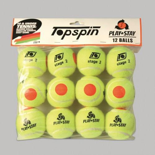 Tennisballen stage 2