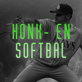 Honk- en softbal