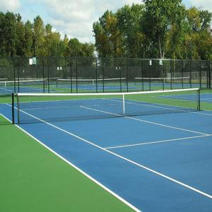 midi tennisnet