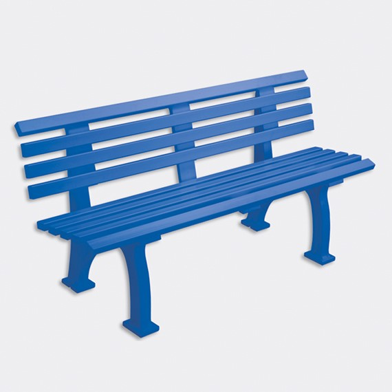 zitbank freiburg blauw